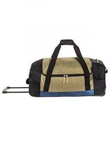 Quiksilver NEW CENTURION BURNT OLIVE cestovní taška – černá
