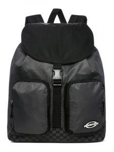 Vans GEOMANCER II ASPHALT batoh do školy – černá