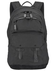 Nixon CANYON ALLBLACK batoh do školy – černá
