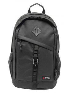 Element CYPRESS all black batoh do školy – černá