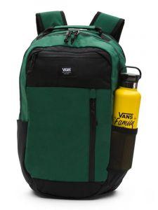Vans DISORDER PLUS PINE NEEDLE/BLACK batoh do školy – zelená