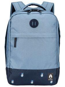 Nixon BEACONS II PACIFICBLUE batoh do školy – modrá