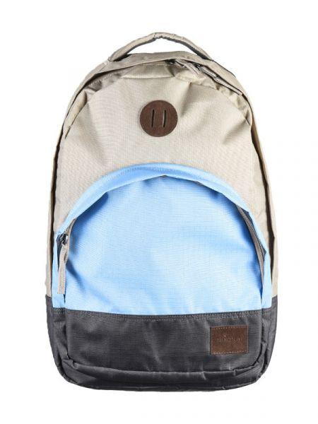 Nixon GRANDVIEW KHAKIMULTI batoh do školy – šedá