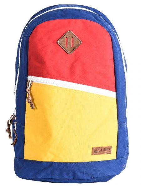 Element CAMDEN MULTICO batoh do školy – modrá