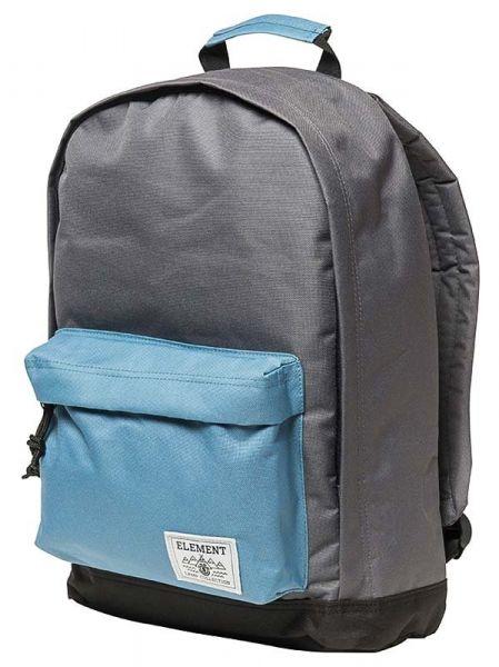 Element BEYOND STO GRE PRO BLU batoh do školy – šedá