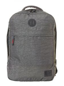 Nixon BEACONS GRAYGRAY batoh do školy – šedá