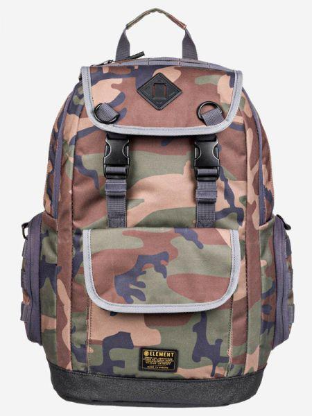 Element CYPRESS RECRUIT CAMO batoh do školy – zelená