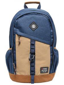 Element CYPRESS ECLIPSE HEATHER batoh do školy – modrá
