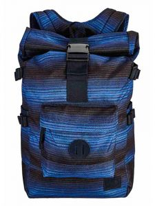 Nixon SWAMIS BLUEMULTI batoh do školy – modrá