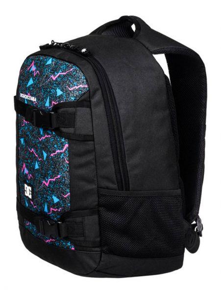 Dc GRIND II BLACK DC BAY batoh do školy – černá