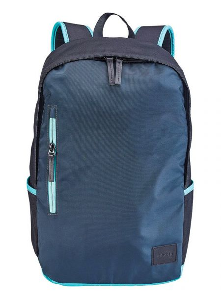 Nixon SMITH SE BLACKARUBA batoh do školy – modrá