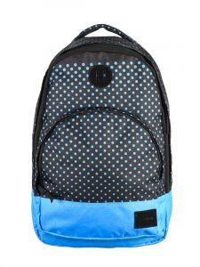 Nixon GRANDVIEW BLACKBLUE batoh do školy – černá