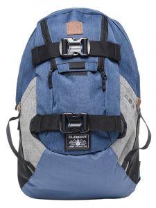Element THE DAILY ECLIPSE HEATHER batoh do školy – modrá