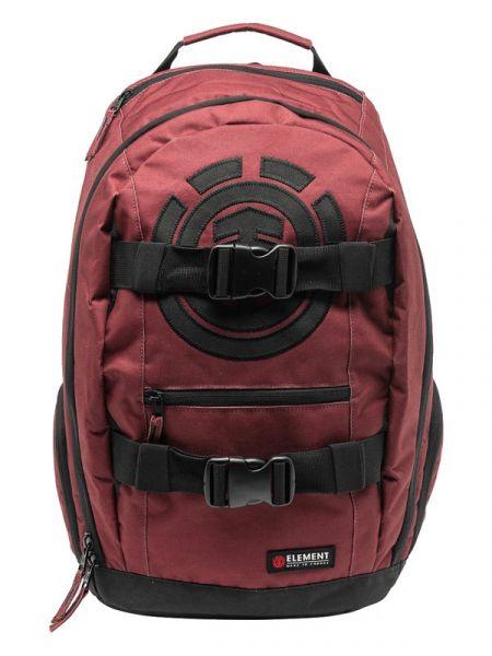 Element MOHAVE A port batoh do školy – červená