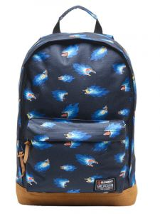 Element HOFFMAN BEYOND NEON BLUE batoh do školy – modrá