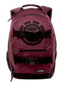 Element MOHAVE VINTAGE RED batoh do školy – červená