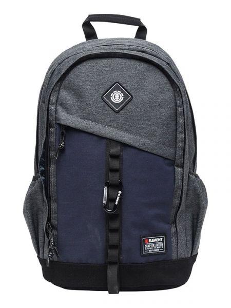 Element CYPRESS CHARCOAL HEATHE batoh do školy – šedá