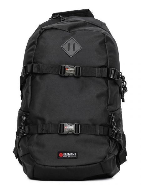 Element JAYWALKER all black batoh do školy – černá