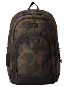 Billabong COMMAND CAMO batoh do školy – zelená