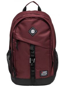 Element CYPRESS NAPA RED batoh do školy – červená