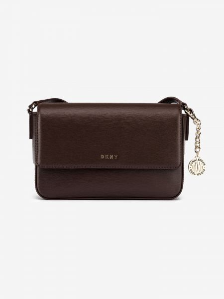 Bryant Medium Cross body bag DKNY Hnědá 983287
