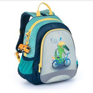 Dětský batoh na výlety či kroužky Topgal SISI 21026 B