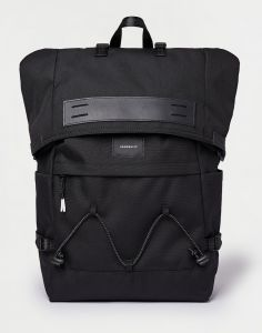 Sandqvist Christoffer Black with black leather 23-27 l