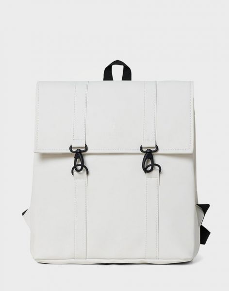 Rains MSN Bag Mini 58 Off White 8,5 l