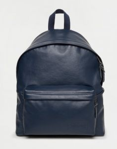 Eastpak Padded Pak'r Navy Leather 24 l