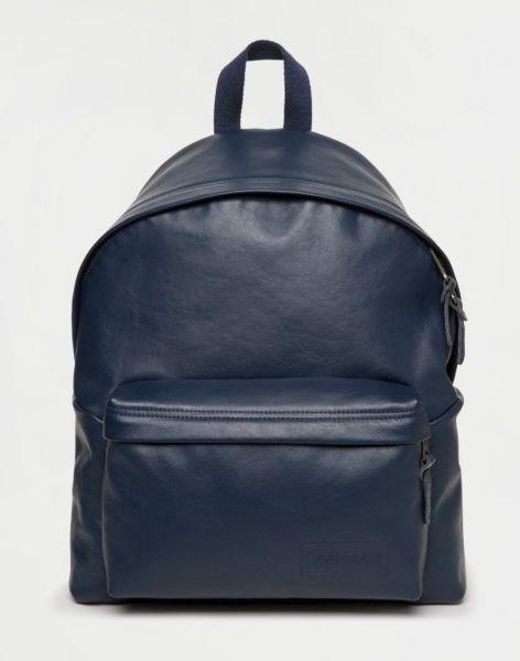 Eastpak Padded Pak'r Navy Leather 24 l