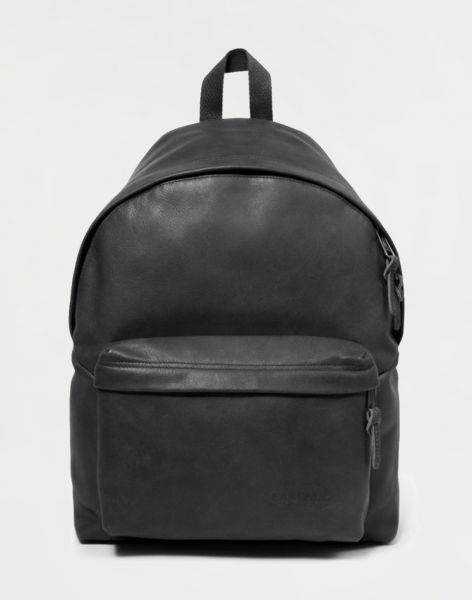 Eastpak Padded Pak'r Black Ink Leather 24 l