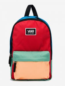 Batoh Vans Wm Bounds Backpack Colorblock Barevná 809025