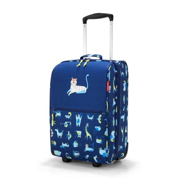 Reisenthel Dětský kufr na kolečkách XS Kids Abc friends blue 19 l