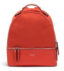 Lipault Dámský batoh Plume Avenue Nano 7,7 l – oranžová
