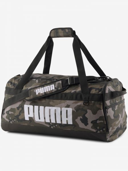Challenger Duffel Medium Cestovní taška Puma Zelená 984160