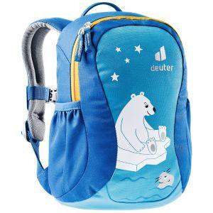 Dětský batoh Deuter Pico azure-lapis