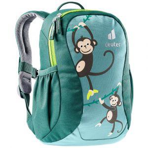 Dětský batoh Deuter Pico dustblue-alpinegreen