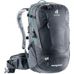 Turistický batoh Deuter Trans Alpine 30 Black