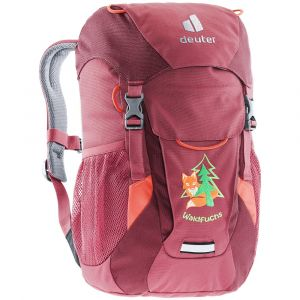 Dětský batoh Deuter Waldfuchs cardinal-maron