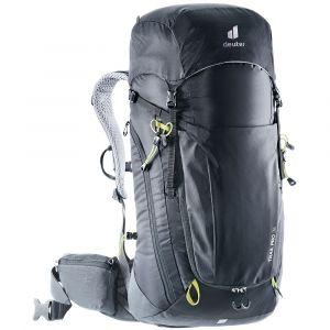 Turistický batoh Deuter Trail Pro 36 Black / Graphite
