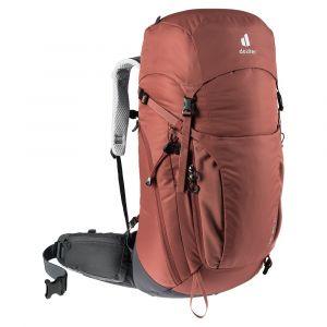 Turistický batoh Deuter Trail Pro 34 SL redwood-graphite