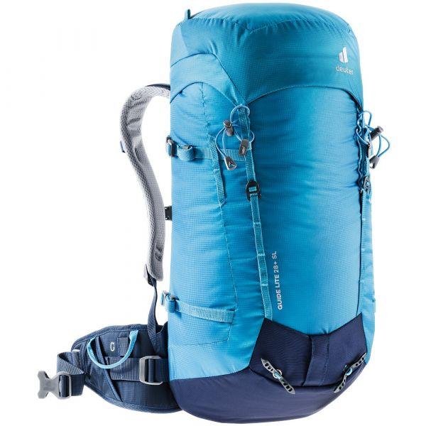 Turistický batoh Deuter Guide Lite 28+ SL azure-navy