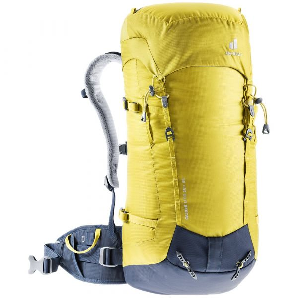 Turistický batoh Deuter Guide Lite 28+ SL greencurry-navy