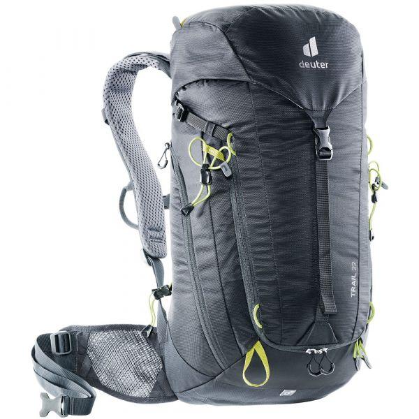 Turistický batoh Deuter Trail 22 Black / Graphite