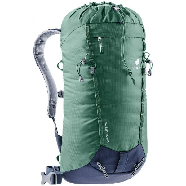 Turistický batoh Deuter Guide Lite 24 seagreen-navy