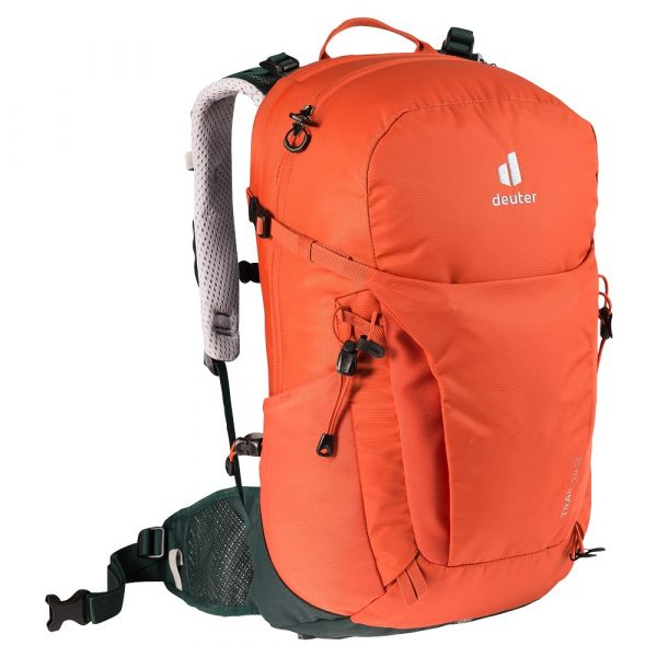 Turistický batoh Deuter Trail 24 SL paprika-forest
