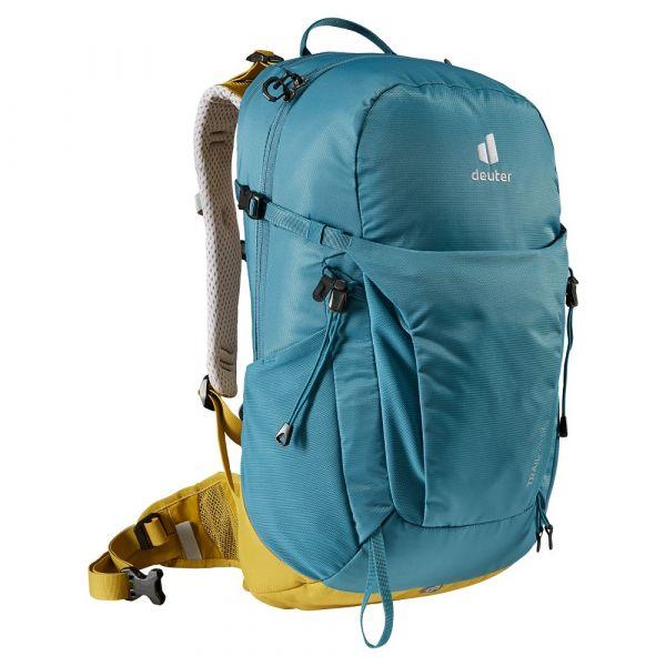 Turistický batoh Deuter Trail 24 SL denim-turmeric
