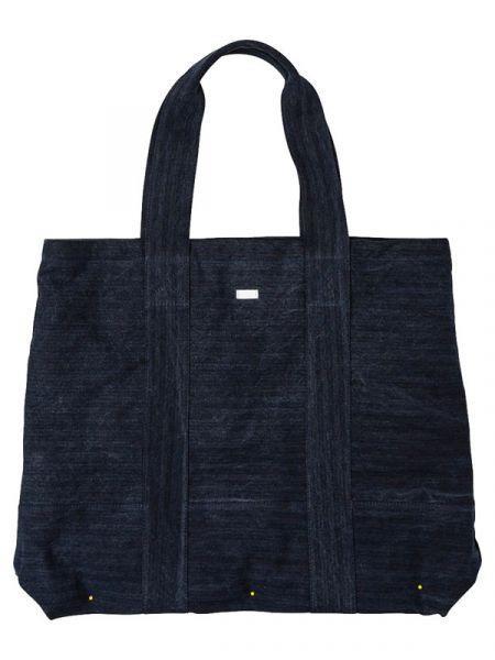 RVCA HI GRADE TOTE indigo taška přes rameno – modrá
