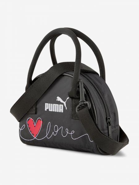 Valentines Mini Grip Cross body bag Puma Černá 984639