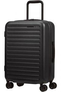 Samsonite Kabinový cestovní kufr StackD EXP 35/42 l – černá